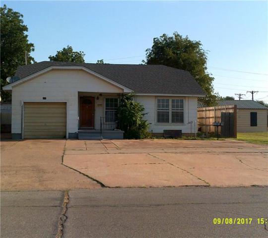 217 E Cypress #4, Altus, OK 73521 (MLS #822805) :: Homestead & Co