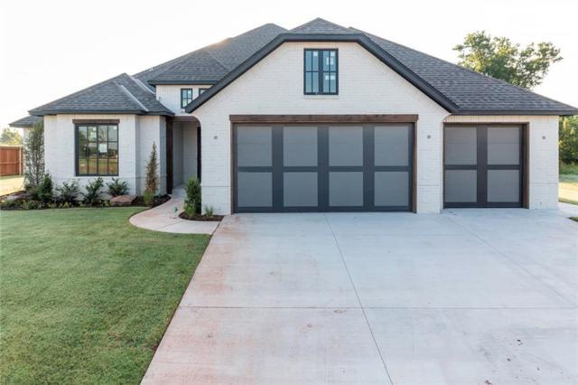 4304 Hunter Glen Drive, Oklahoma City, OK 73179 (MLS #822831) :: Homestead & Co