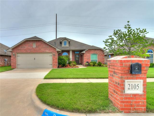 2105 Central Parkway, Norman, OK 73071 (MLS #822848) :: Wyatt Poindexter Group