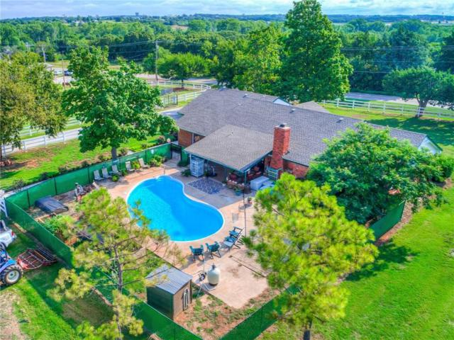 8025 S Sooner Road, Guthrie, OK 73044 (MLS #822888) :: Wyatt Poindexter Group
