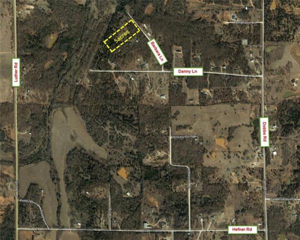 11901 Barbara Lane, Luther, OK 73054 (MLS #822906) :: KING Real Estate Group