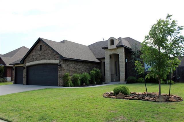 12625 S Preakness Road, Oklahoma City, OK 73173 (MLS #822927) :: Wyatt Poindexter Group