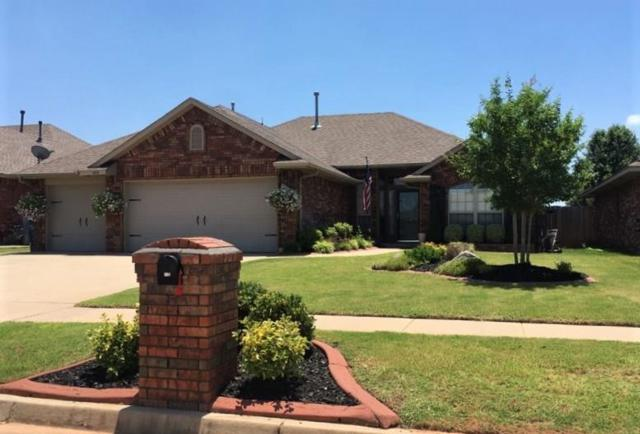 540 E Forest Lane, Mustang, OK 73064 (MLS #822937) :: Homestead & Co