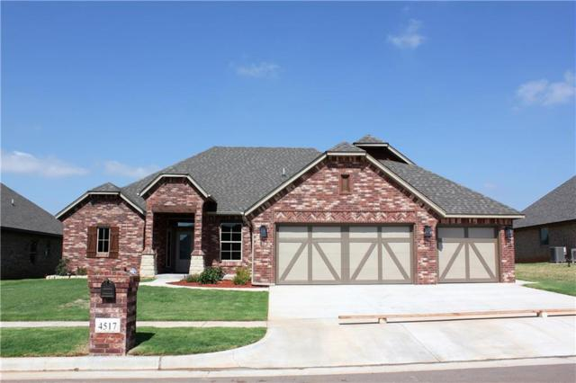 4517 Hidalgo Avenue, Mustang, OK 73064 (MLS #822945) :: Wyatt Poindexter Group
