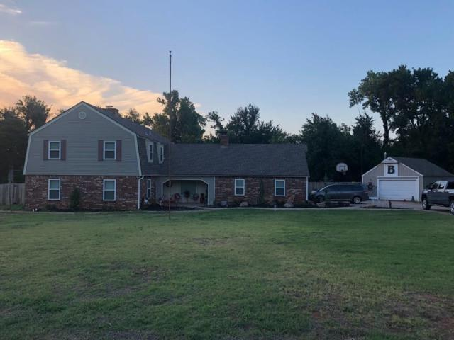 1907 W Cedar Ridge Drive, Mustang, OK 73064 (MLS #822950) :: Homestead & Co
