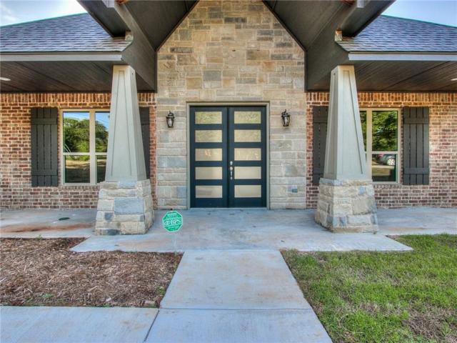 540 N Cedar Drive, Midwest City, OK 73130 (MLS #822971) :: Wyatt Poindexter Group