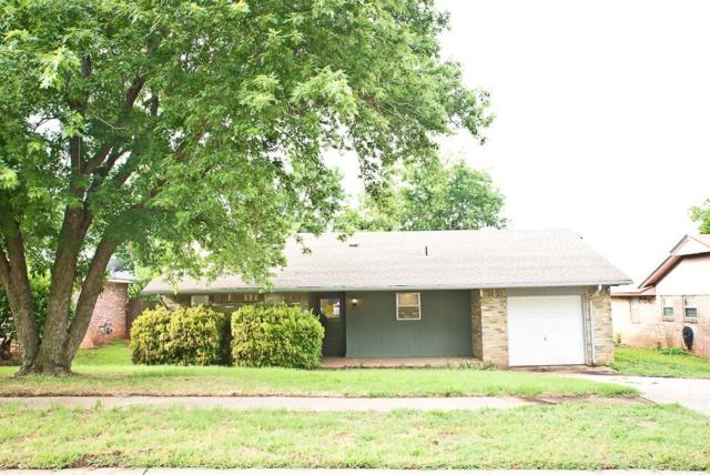 1626 Pinewood Drive, Norman, OK 73071 (MLS #822984) :: Erhardt Group at Keller Williams Mulinix OKC