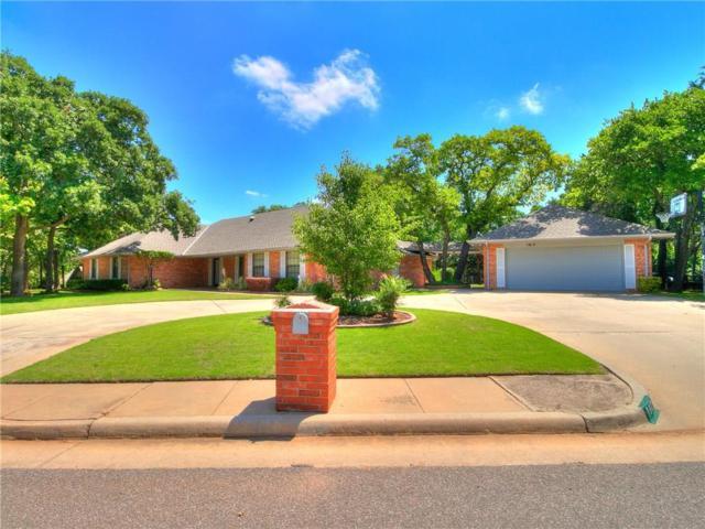 1812 Eagle Drive, Edmond, OK 73034 (MLS #823092) :: Wyatt Poindexter Group