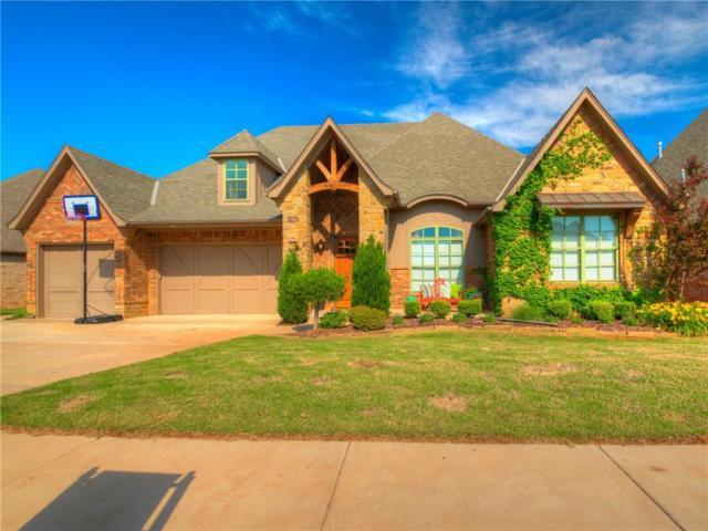 2925 Silvercliffe, Edmond, OK 73012 (MLS #823133) :: Homestead & Co