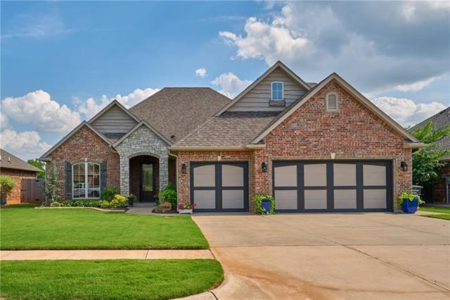 2512 SE 13th, Moore, OK 73160 (MLS #823141) :: Homestead & Co