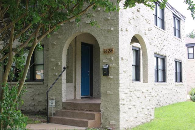 1628 SW 17th Street, Oklahoma City, OK 73106 (MLS #823144) :: KING Real Estate Group