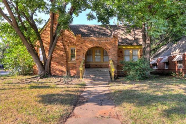 2443 NW 12th, Oklahoma City, OK 73107 (MLS #823181) :: Erhardt Group at Keller Williams Mulinix OKC