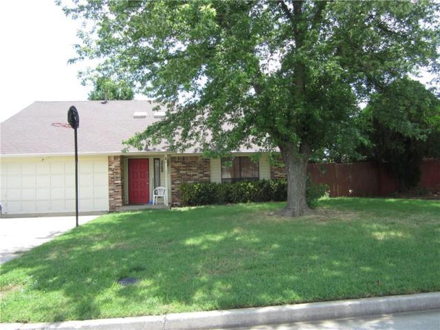 2508 103rd Street, Oklahoma City, OK 73159 (MLS #823183) :: Erhardt Group at Keller Williams Mulinix OKC