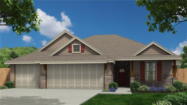 7825 Ashleaf Terrace, Edmond, OK 73034 (MLS #823209) :: Wyatt Poindexter Group