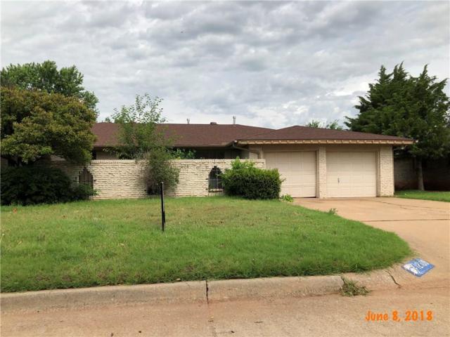 12109 Camelot Place, Oklahoma City, OK 73120 (MLS #823229) :: Wyatt Poindexter Group