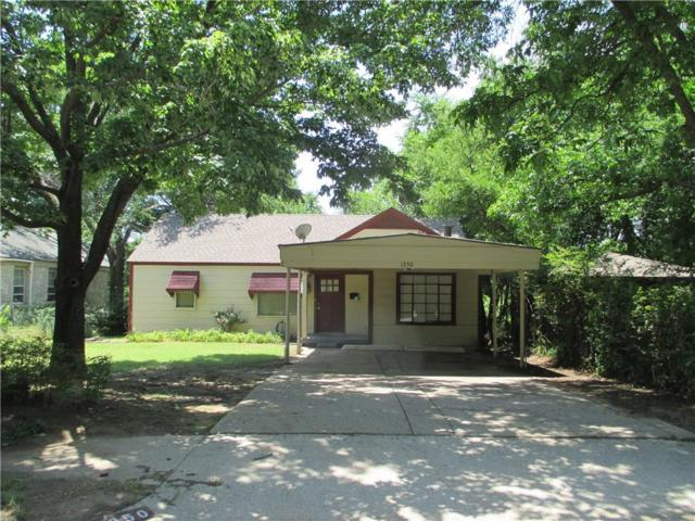 1350 Classen Boulevard, Norman, OK 73071 (MLS #823242) :: Erhardt Group at Keller Williams Mulinix OKC