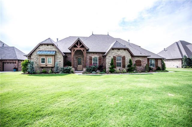 12825 Pond View, Oklahoma City, OK 73173 (MLS #823278) :: Wyatt Poindexter Group