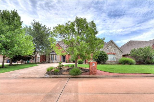 508 NW 150th Place, Edmond, OK 73013 (MLS #823327) :: Homestead & Co