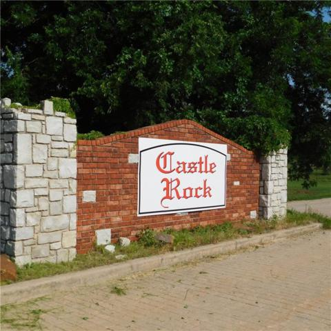 Castle Rock, Shawnee, OK 74804 (MLS #823374) :: Wyatt Poindexter Group