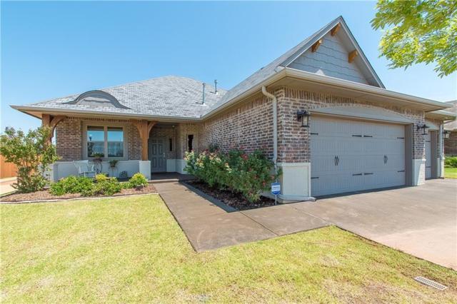 3933 NW 167th Terrace, Edmond, OK 73012 (MLS #823440) :: Wyatt Poindexter Group