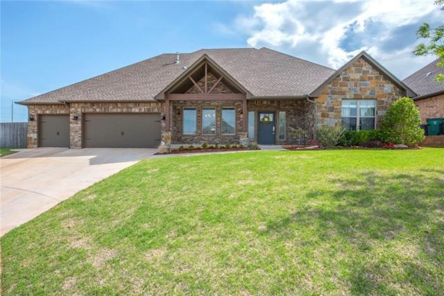 19020 Barnstable Court, Edmond, OK 73012 (MLS #823457) :: Wyatt Poindexter Group