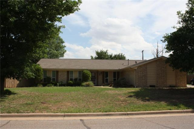 1000 Trail Dr. S., Altus, OK 73521 (MLS #823462) :: Wyatt Poindexter Group