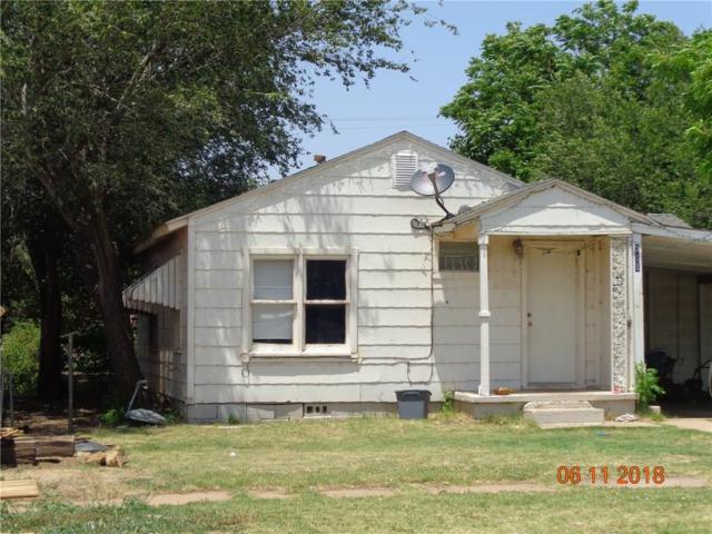 311 E Pecan, Altus, OK 73521 (MLS #823476) :: Homestead & Co