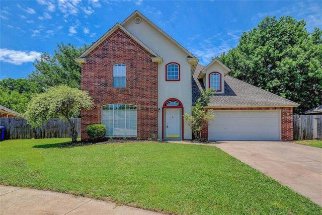 1424 Jami, Norman, OK 73071 (MLS #823501) :: UB Home Team