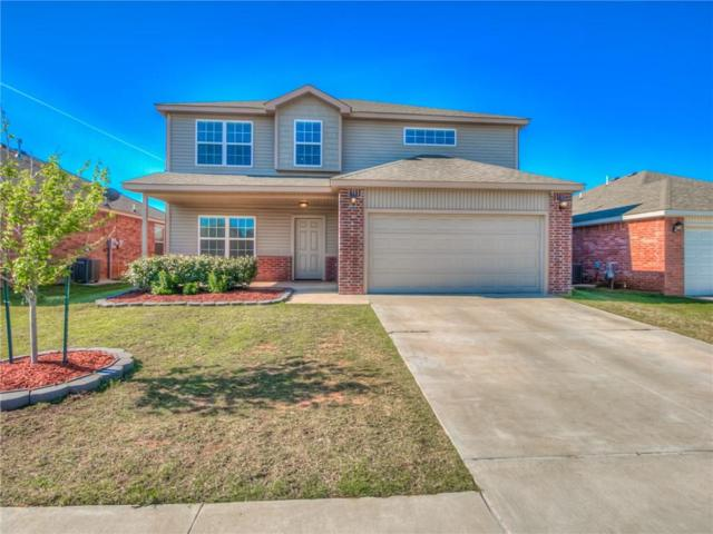 2420 NW 194th Street, Edmond, OK 73012 (MLS #823566) :: Wyatt Poindexter Group