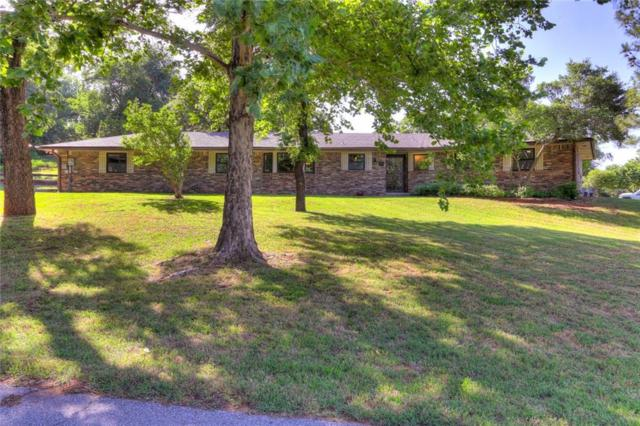 4500 Tall Oaks Court, Edmond, OK 73025 (MLS #823574) :: Wyatt Poindexter Group