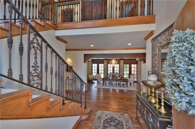 11912 Old Mill Road, Oklahoma City, OK 73131 (MLS #823581) :: Wyatt Poindexter Group