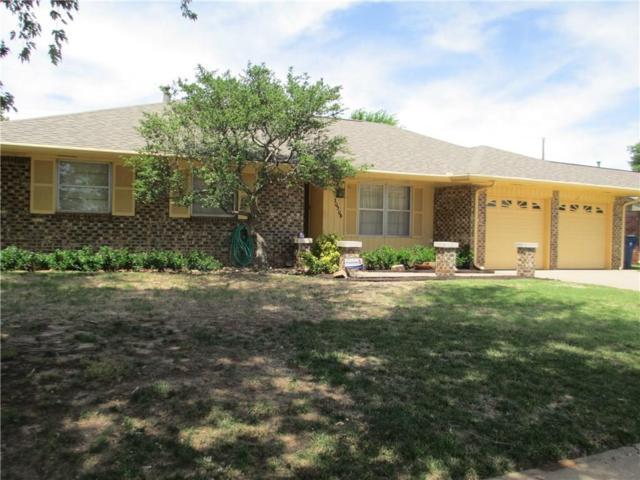 10305 Major Avenue, Oklahoma City, OK 73120 (MLS #823585) :: Wyatt Poindexter Group