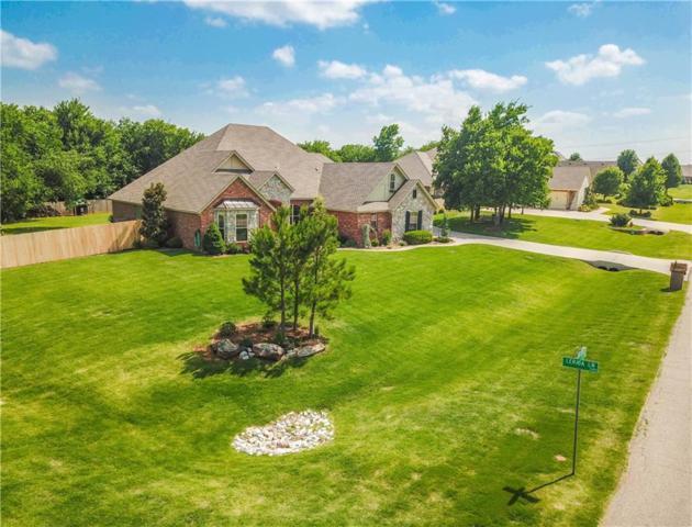 11201 Lerida Lane, Oklahoma City, OK 73173 (MLS #823594) :: Wyatt Poindexter Group