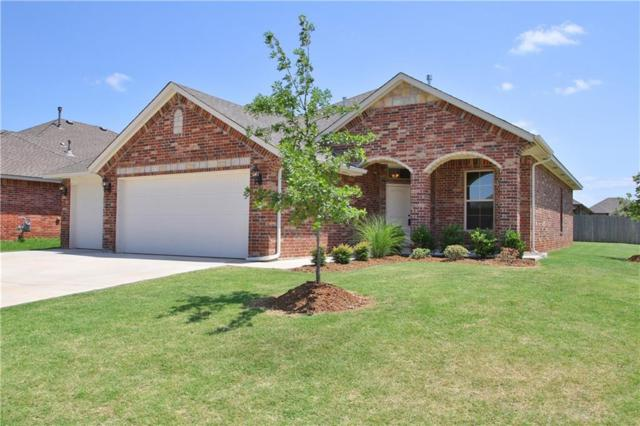 8124 NW 159th Street, Edmond, OK 73013 (MLS #823625) :: Wyatt Poindexter Group