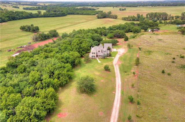 10250 W Simmons Road, Edmond, OK 73025 (MLS #823632) :: Homestead & Co