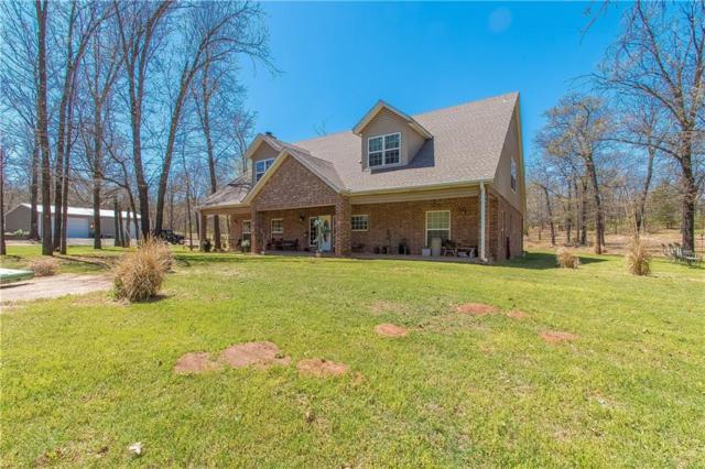 18951 Wildhorse, Harrah, OK 73045 (MLS #823633) :: Meraki Real Estate