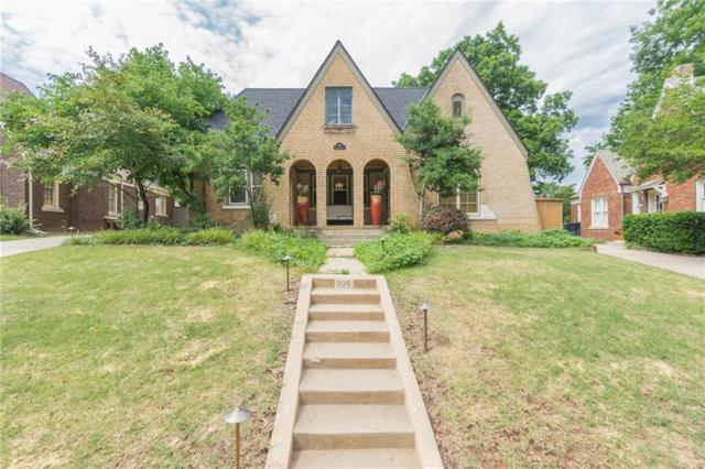 236 Edgemere Court, Oklahoma City, OK 73118 (MLS #823665) :: Barry Hurley Real Estate