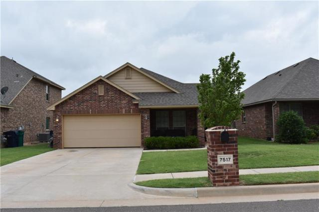 7517 Meadow Lake Drive, Yukon, OK 73099 (MLS #823670) :: Wyatt Poindexter Group