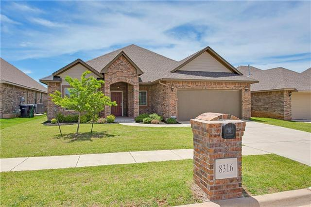 8316 NW 138th Cir, Oklahoma City, OK 73142 (MLS #823679) :: Wyatt Poindexter Group