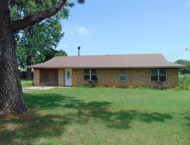 35657 E County Road 1631, Pauls Valley, OK 73098 (MLS #823685) :: Wyatt Poindexter Group