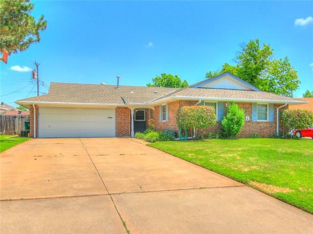 6328 S Robinson Drive, Oklahoma City, OK 73139 (MLS #823700) :: Wyatt Poindexter Group