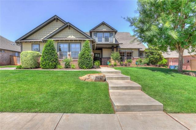 2341 Wellington Way, Edmond, OK 73012 (MLS #823719) :: Wyatt Poindexter Group