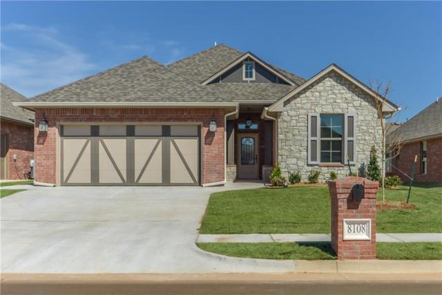 8108 Lilla's Way, Yukon, OK 73099 (MLS #823726) :: Wyatt Poindexter Group