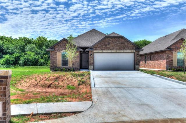 2400 Frisco Way Way, Edmond, OK 73012 (MLS #823740) :: Wyatt Poindexter Group