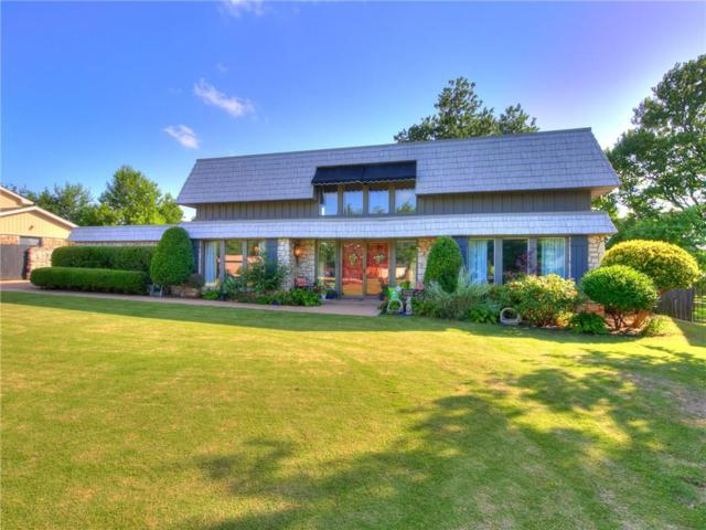 12721 Saint Andrews Terrace, Oklahoma City, OK 73120 (MLS #823751) :: Barry Hurley Real Estate