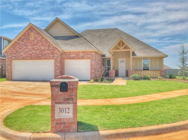 3012 NW 179th Court, Edmond, OK 73012 (MLS #823753) :: Wyatt Poindexter Group