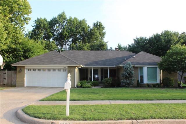 1181 Robin Hood Lane, Norman, OK 73072 (MLS #823776) :: Wyatt Poindexter Group