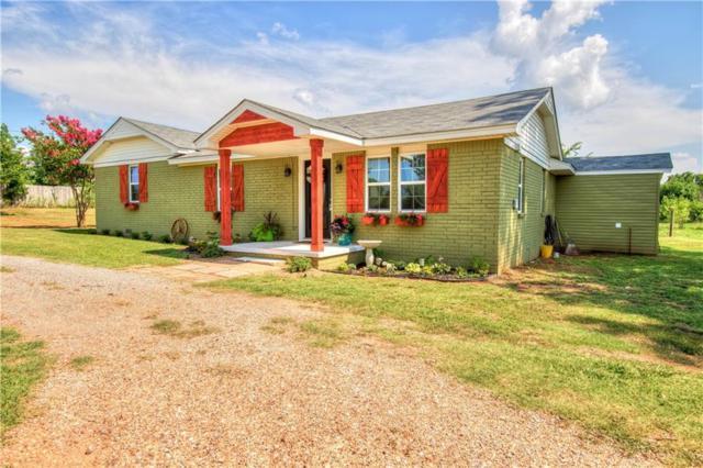 4120 SE 112th St, Moore, OK 73160 (MLS #823779) :: Meraki Real Estate