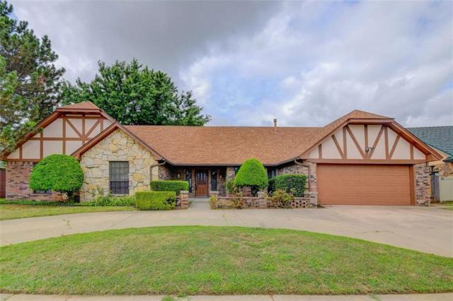 1312 Quail Hollow Drive, Norman, OK 73072 (MLS #823803) :: Wyatt Poindexter Group