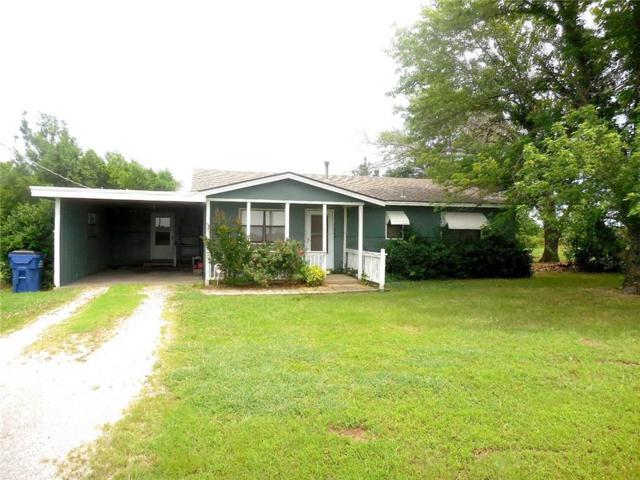 1800 N Triple X Road, Harrah, OK 73020 (MLS #823812) :: KING Real Estate Group